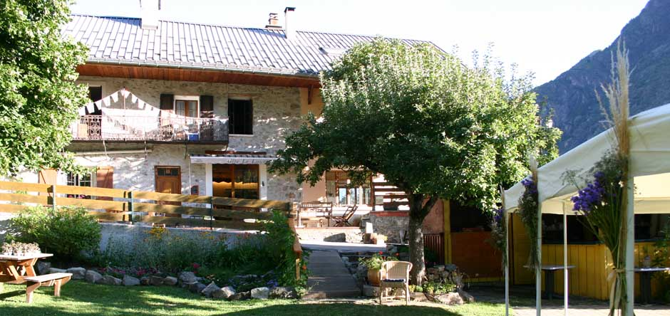 Lauvitel Lodge – for alpine holidays and retreats