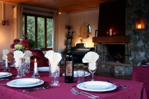 Lauvitel Lodge Dining